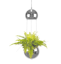 Pendel Mini Planter Krom