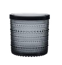 Kastehelmi Purkki, Harmaa 116x114 mm