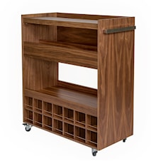 Trolley cabinet bar