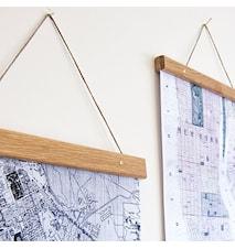 Poster hanger - A3