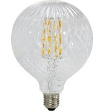 Elegance LED Globe Cristal 125mm Clear