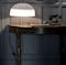 Zanuso 275 bordslampa - Brun