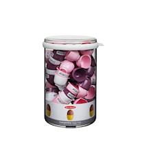 Äggkoppar Margr Box 100 Röd