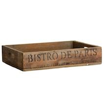 Trebrikke Bistro de Paris
