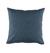 Kuddfodral Olivia 50x50cm - Mörkblå