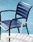 Ocean dining stol - Blå