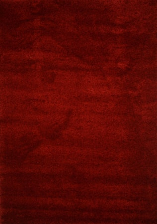 Davos matta - Röd