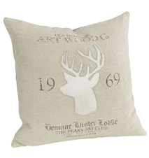Reindeer Lodge Kuddfodral + innerkudde
