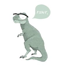Rawr poster