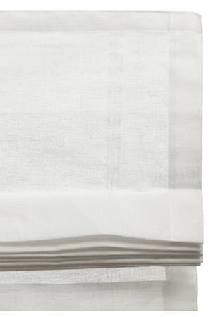 Himla Hissgardin Ebba white 100x180