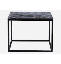 Bordsskiva Marble 60x60 cm - Grå