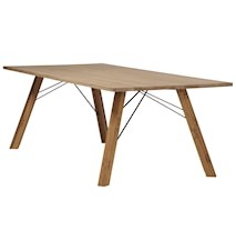 Straight EK Wooden table