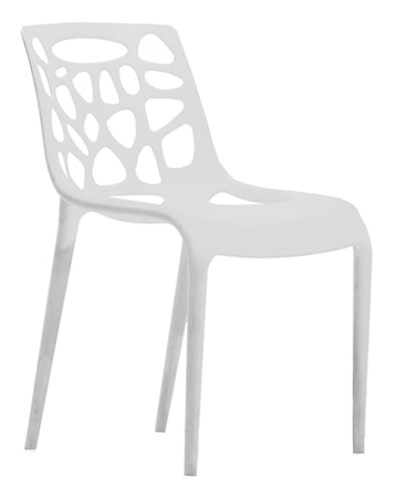 Garden stol set om 4