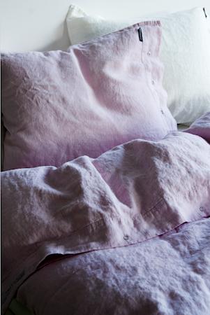 Bild av Lovely Linen by Kardelen Lovely linen örngott – Dusty pink