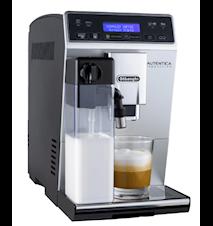 Autentica ETAM29.660.SB Helautomatisk Espressomaskin med Mjölkskummare