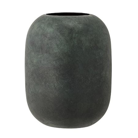Bild av Bloomingville Vas Grön Metall 13,5x18cm