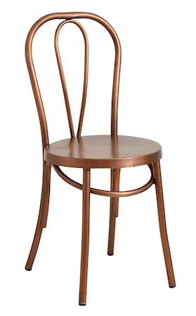 Paris dinner chair - koppar