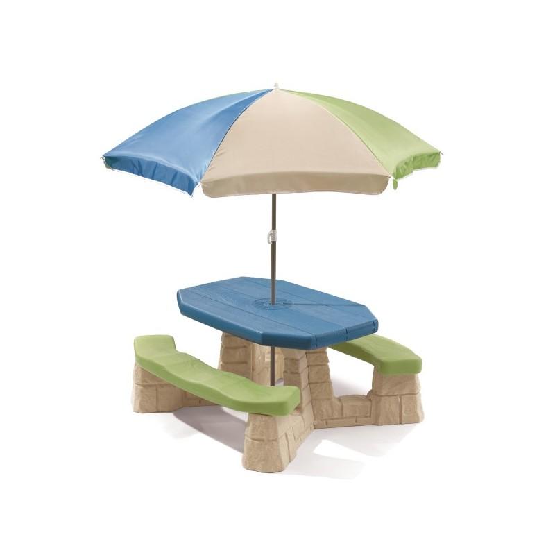 Picknickbord för barn