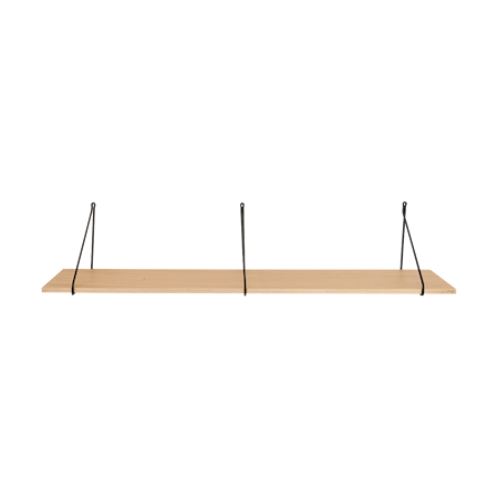 Hylla Apart 129x24x1,5 cm - Ekfaner