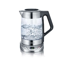 Te-/Vannkoker Glass Deluxe 3000W