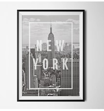 Photo new york poster