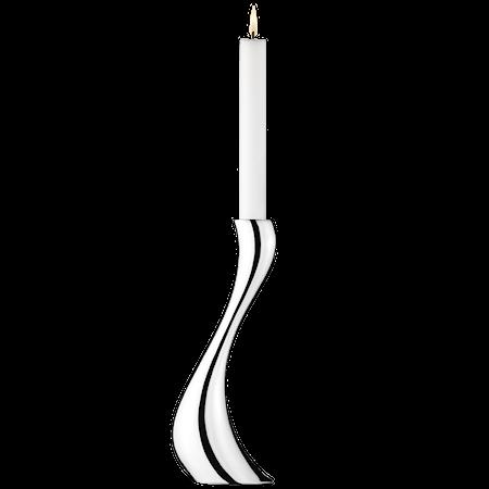Cobra Ljusstake Stor Rostfritt Stål