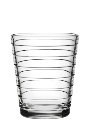 Aino Aalto glas 22 cl klar 2-pack