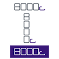 8000c