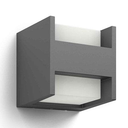 Arbour Vägglampa LED 2x4,5W An