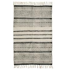 Canvas matta print stripes