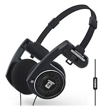 PortaPro 3.0 On-Ear Mic Remote Dark Master