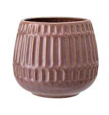 Blomkruka Stone Brown Ø16,5 cm