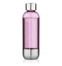 Aqvia Lightpink Pet Steel 1000 ML