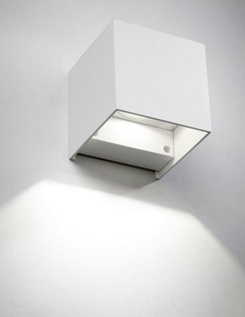 Bild av Light point Box down vägglampa – Mini