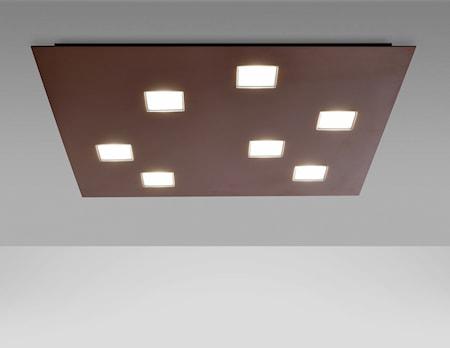 Bild av Fabbian Quarter LED 7 plafond