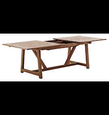 Lucas matbord inkl. iläggsskiva