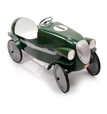 Le mans green trampbil