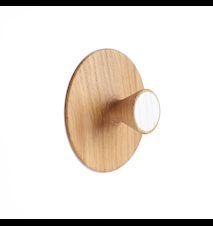 Nipple Krok Ek/Vit Ø 9 cm