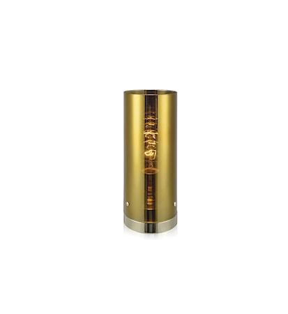 Storm Bordslampa Guld 12 cm