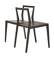 Ghost double chair stolar