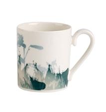 Little Gallery Mugs Mugg 0,25l Imperio Green