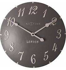 London Grå 34 cm