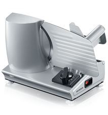 Pålægsmaskine Sølv 180W