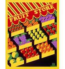 Fruit Store poster