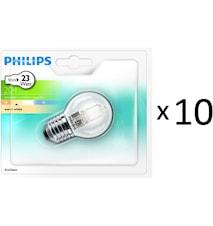 Philips Halogen Klot E27 18W (23W)10st