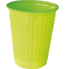 Plastbeger Colorix 20Cl 40-pakk Grønn