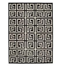 Labyrinth black teppe