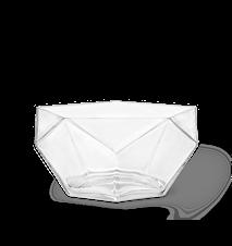 Penta Glasskål Ø25,5 cm klar