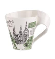 Cities of the World Mug Mugg 0,35l - Prag