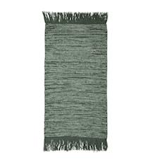Gulvtæppe Wool Green 120x60 cm